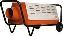 DFE80T Industrial Heater For Hire
