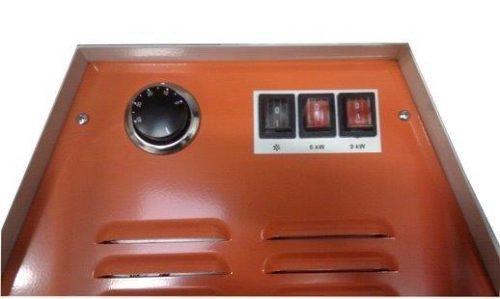 DFE80t Controls