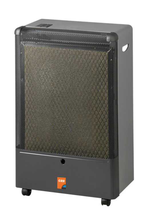 F250 Gas Heater