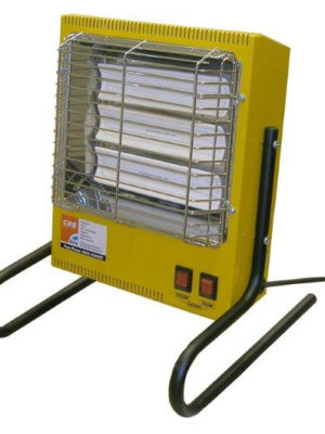 CIR3 Ceramic Heater Hire