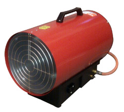 Gas Heater Hire