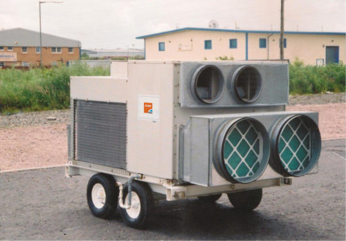 MPU100 Air Conditioner Hire