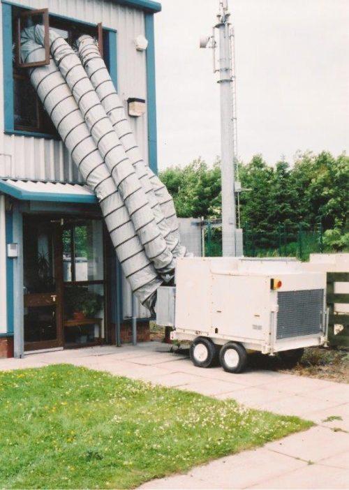 MPU80 Air Conditioner Hire