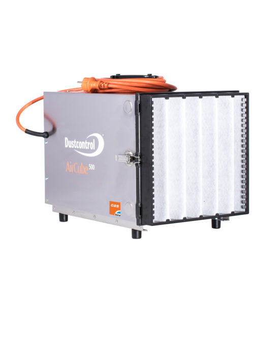 DCAC 500 Industrial Air Cleaner For Hire