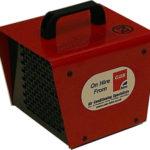 industrial electric fan heater