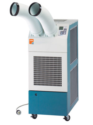 Industrial Portable Ducted Air Conditioning