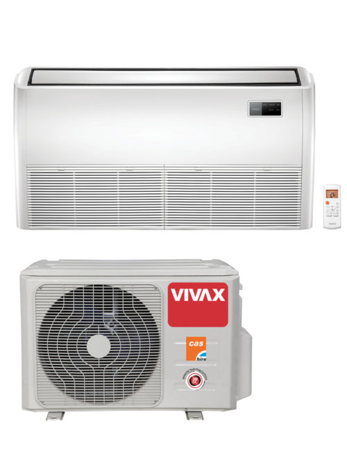 Wall or Floor Mounted Air Conditioner Hire - CAS Hire & Sales