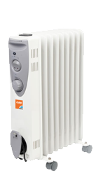 Oil Filled Radiators /Convection Heaters Hire