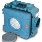 CARB 500 Industrial Air Scrubber for hire