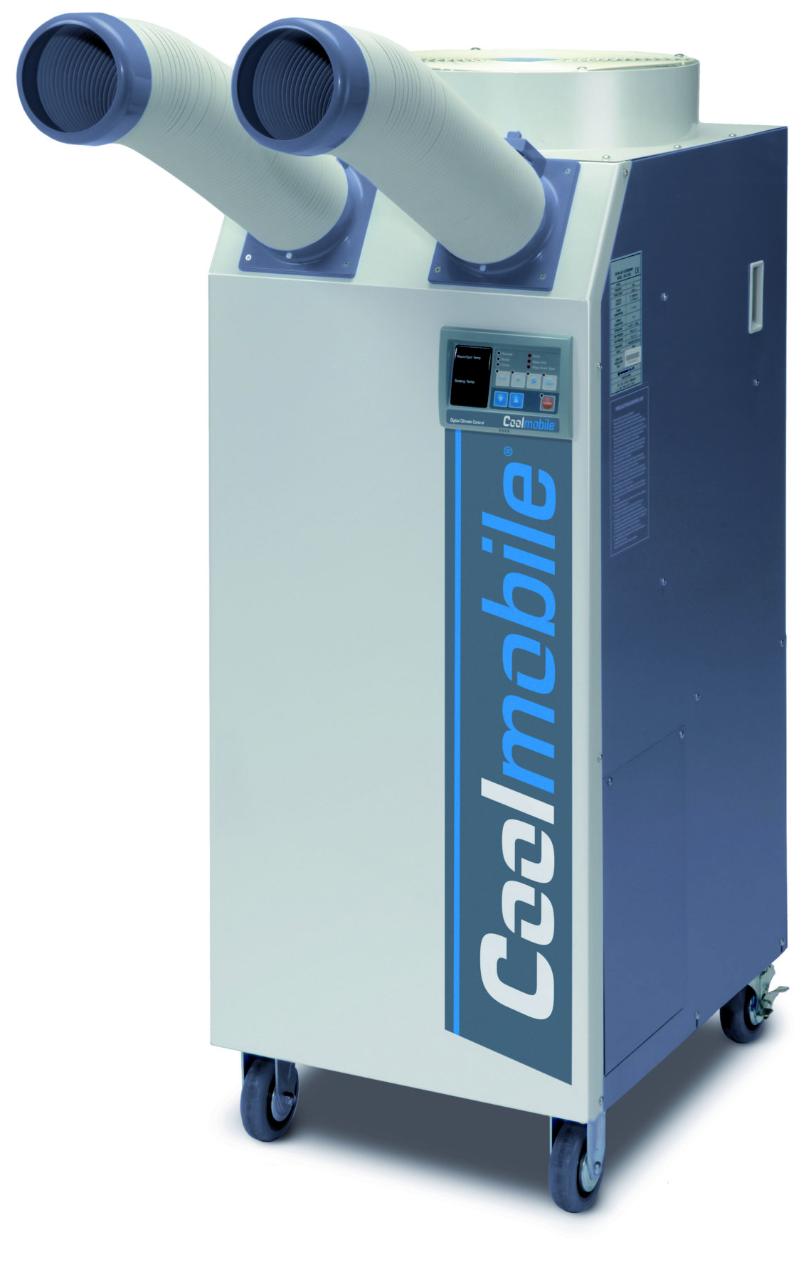 HSC2500 Air Conditioner CAS Hire & Sales Cooler Air Services Air  #3A6391