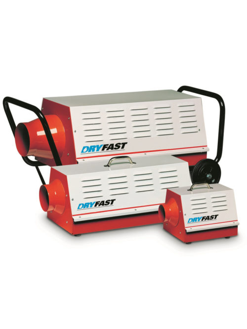 EFA3 Industrial Heater 110v For Hire