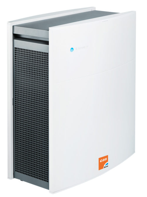 Blueair 450 air purifier for asthma