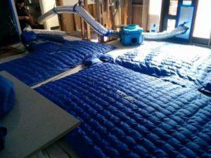 DM Drying Floor Mats