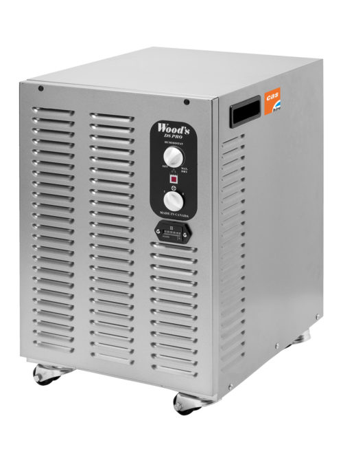 Woods DS36 PRO Dehumidifier Hire