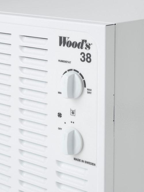 woods38-details-cas-hire-dehumidifier