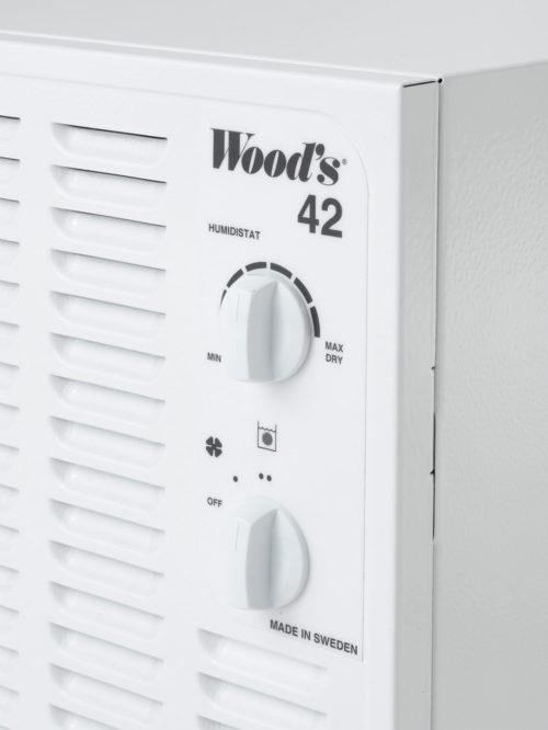 woods42-details-cas-hire-dehumidifier