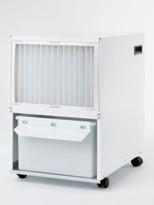 woodsSW-cas-hire-dehumidifier-back