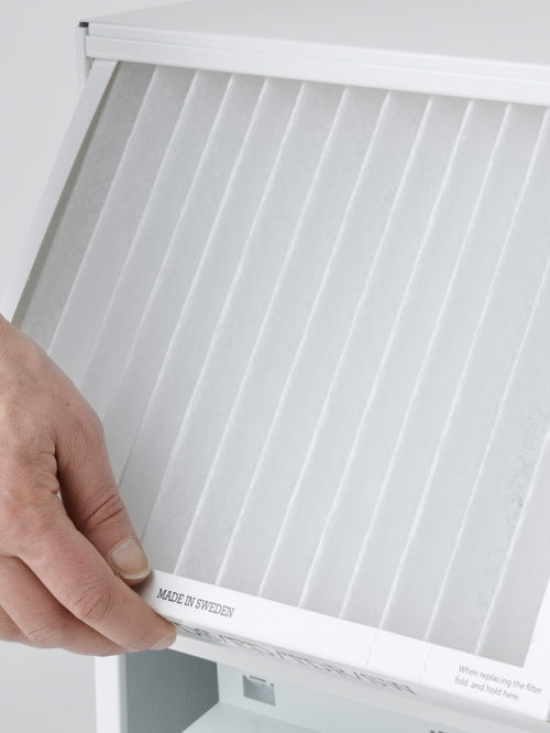 woodsSW-cas-hire-dehumidifier-filter