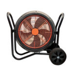 Air Raid Industrial Fan For Hire