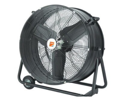 Industrial fan uses